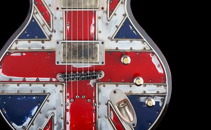 Comprare una chitarra in UK dopo la Brexit: ecco cosa succede