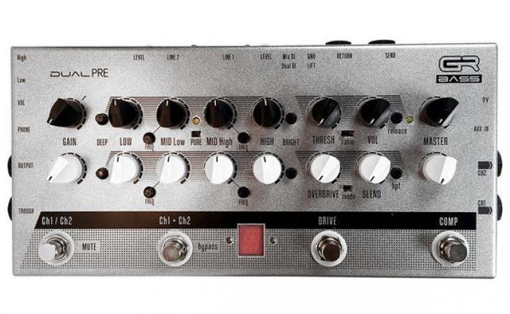 GR Bass Dual Pre: esperienza al servizio della versatilità