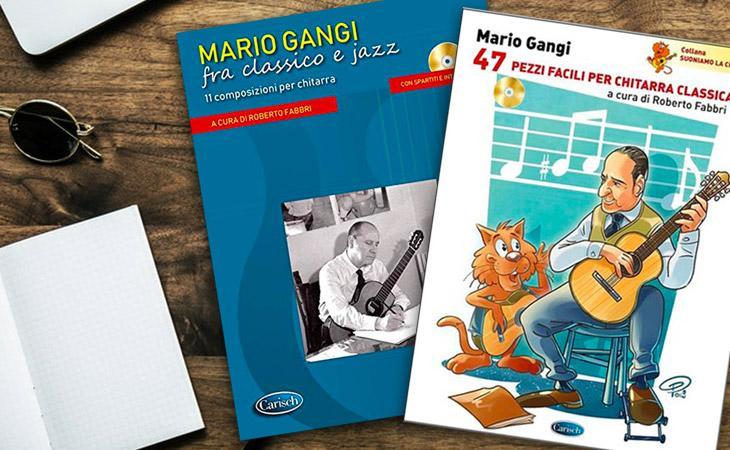 Roberto Fabbri e l'opera di Mario Gangi