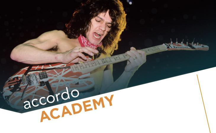 Van Halen: suonare