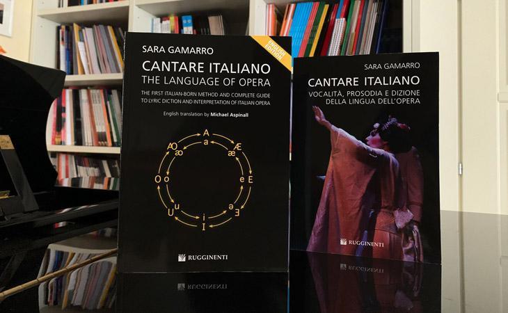 Cantare Italiano - Vocalità, prosodia e dizione della lingua dell'Opera