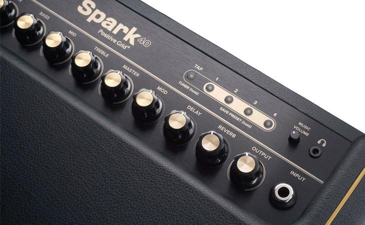 Positive Grid Spark: opinione fresca