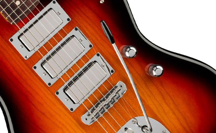 Spark-O-Matic: Fender Jazzmaster in un universo parallelo