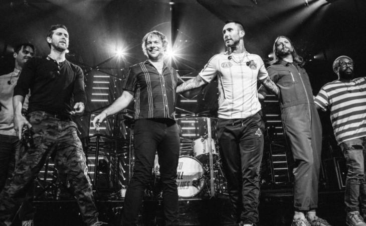 "Maroon 5: annunciata l'uscita del nuovo singolo ""Beautiful Mistakes"" feat Megan Thee Stallion"