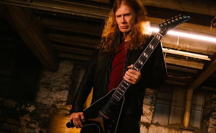 """Svelate le signature """"trasversali"""" di Dave Mustaine con Gibson"""