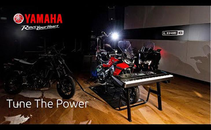 Tune The Power: nuovo concorso Yamaha
