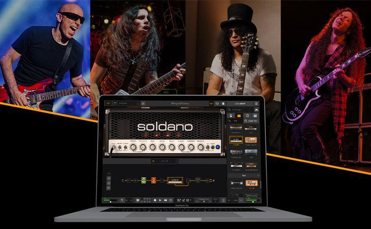AmpliTube regala lo SLO-100, e non solo