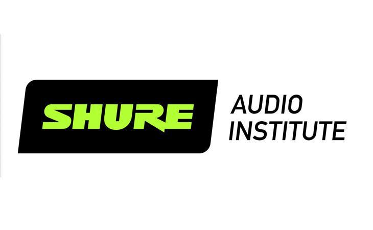 Accedi allo SHURE Audio Institute e vinci!