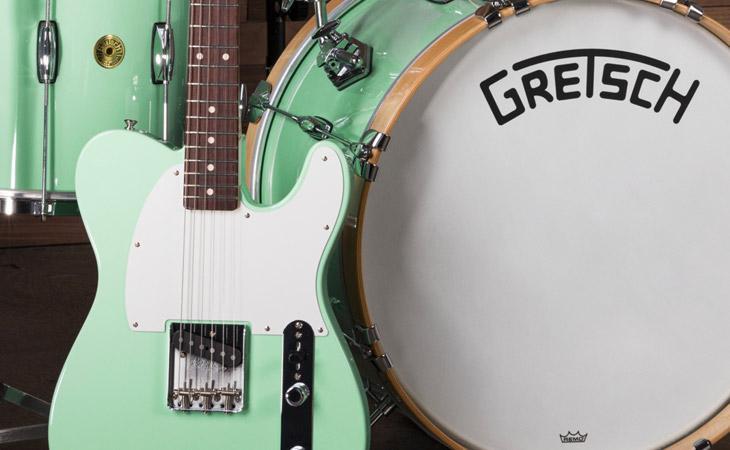Hai un debole per il Surf Green? Fender ha qualcosa per te