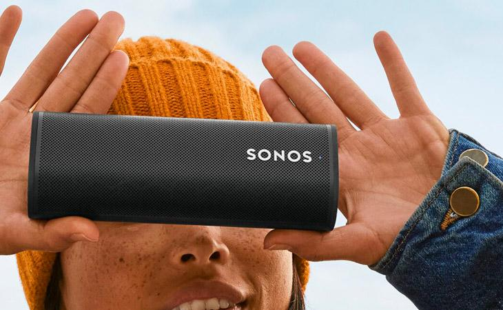 Sonos Roam: smart speaker a prova di strada