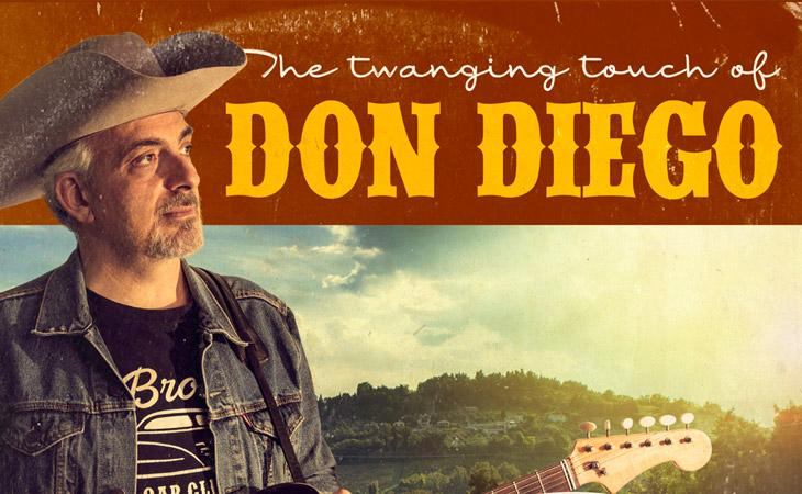 The Guitar Album: Don Diego colpisce ancora