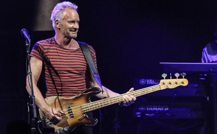 """""""Duets"""" il nuovo album di Sting in uscita oggi"""