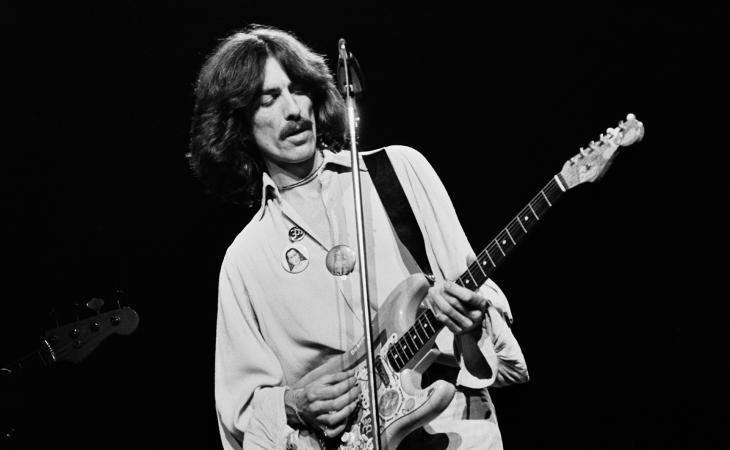 Chitarra slide: lo stile di George Harrison