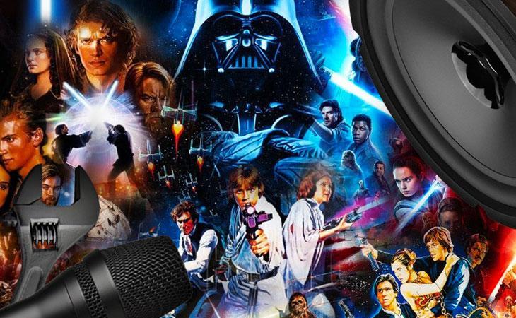 Come hanno fatto i suoni di Star Wars: dalla lightsaber al salto nell'iperspazio