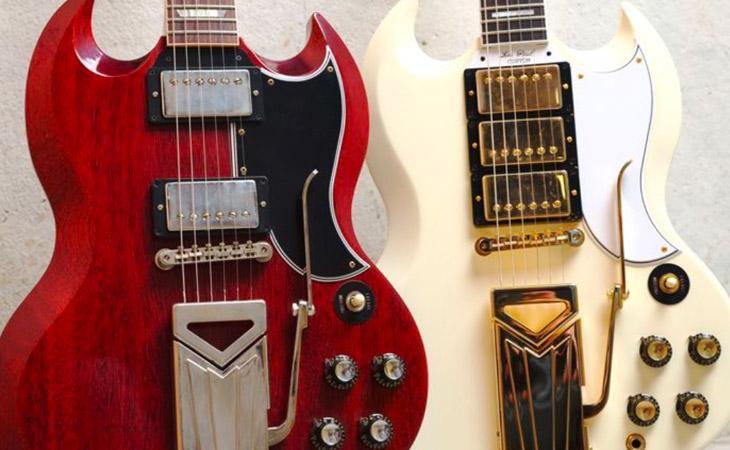 Gibson celebra 60 anni di SG 1961