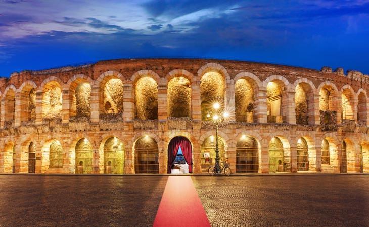 Arena di Verona: confermati i concerti dell'estate 2021