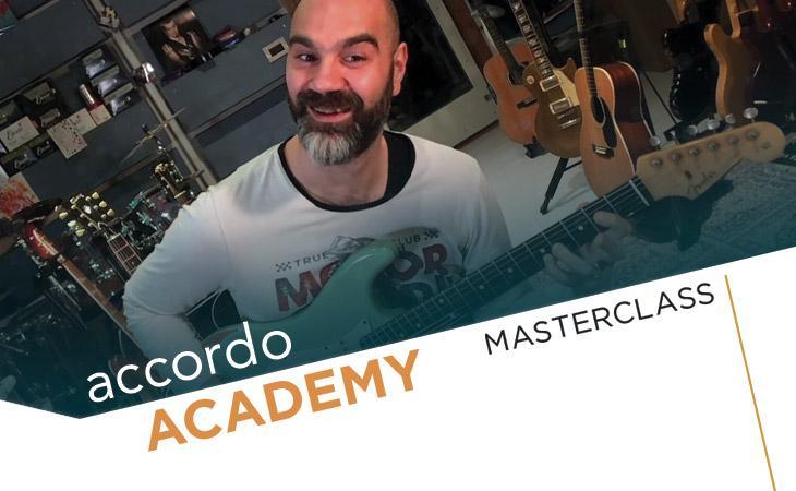 Prova Accordo Academy per un mese: masterclass di Michele Quaini per tutti gli iscritti