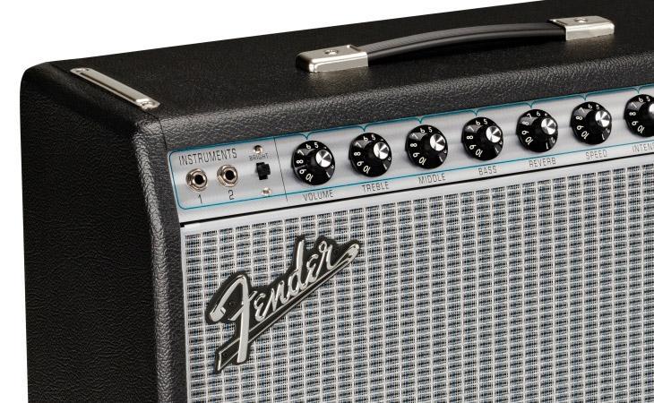 Fender '68 Custom: Pro Reverb e Vibro Champ si rifanno il look