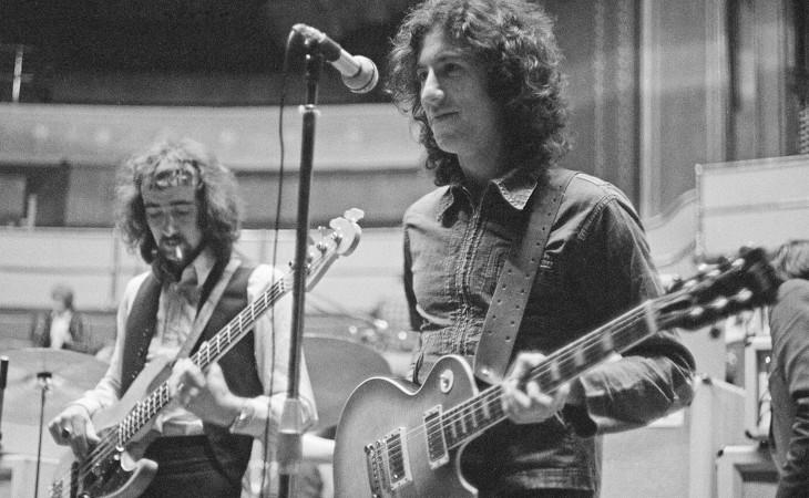 """Peter Green - The Albatross Man"": il contributo di David Gilmour e Kirk Hammett"