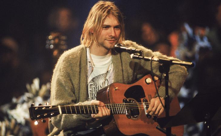 Kurt Cobain: all'asta l'ultimo servizio fotografico di Jesse Frohman