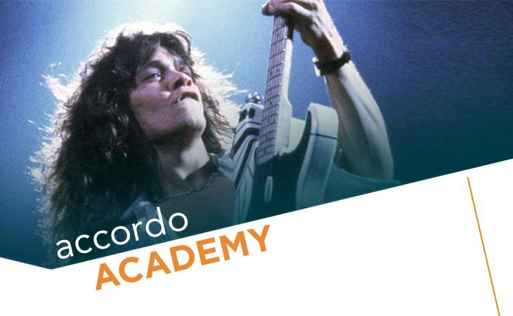 Nello stile di Van Halen