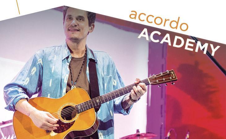 John Mayer: suonare