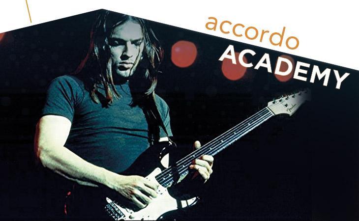 David Gilmour: l'assolo di