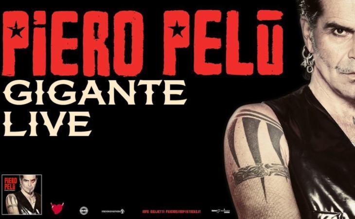 """""""Gigante Live"""" il tour estivo di Piero Pelù"""