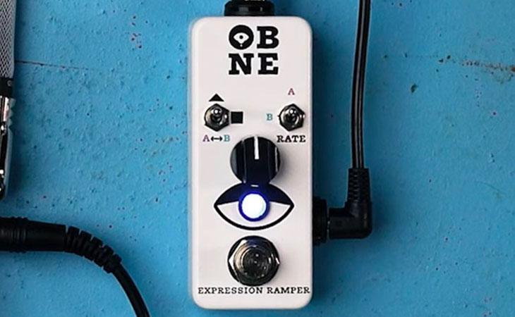 Exp Ramper: automatizza il tuo pedale d'espressione