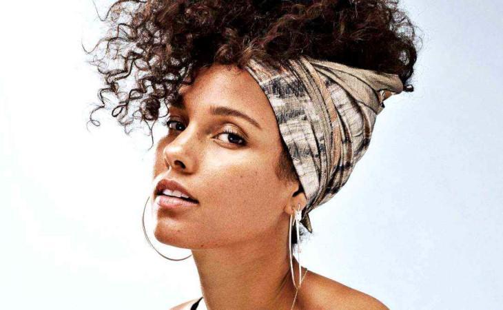 """Alicia Keys: la versione inedita di """"Underdog"""""""
