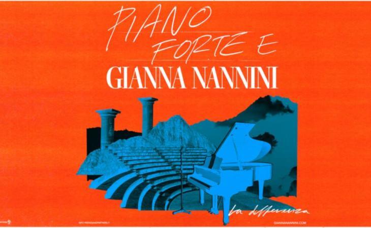 Gianna Nannini: quest'estate torn in tour in versione pianoforte e voce