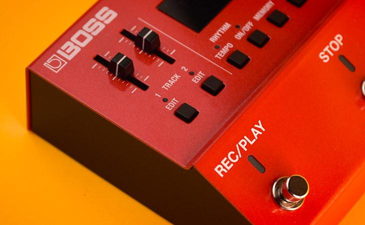 Due tracce di creatività sconfinata: Boss RC-500