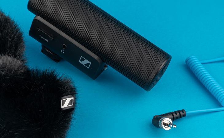 MKE 400: microfono shotgun tuttofare