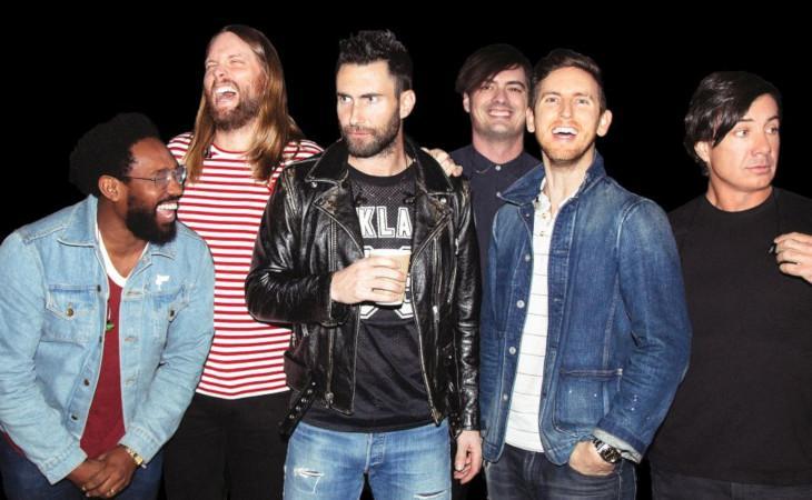 """Maroon5: il nuovo album """"Jordi"""" in uscita a giugno"""