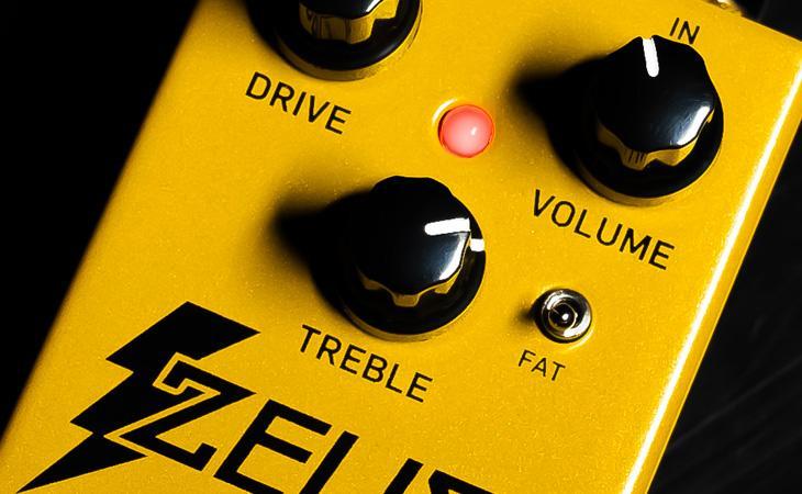 Zeus: il Klon di TC Electronic è ufficiale