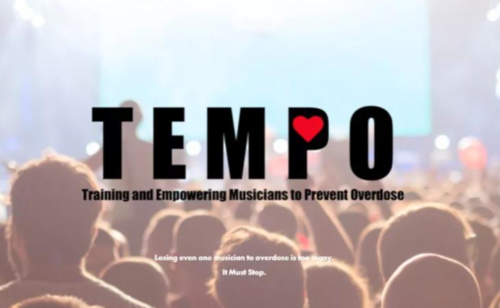 TEMPO: il programma Gibson contro le overdose tra i musicisti