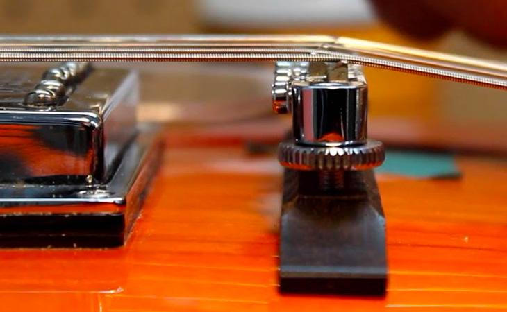 Migliorare l'accordatura con Tune-o-matic e Bigsby