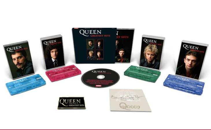 """Queen: """"Greatest Hits"""" sarà pubblicato in una nuova versione"""