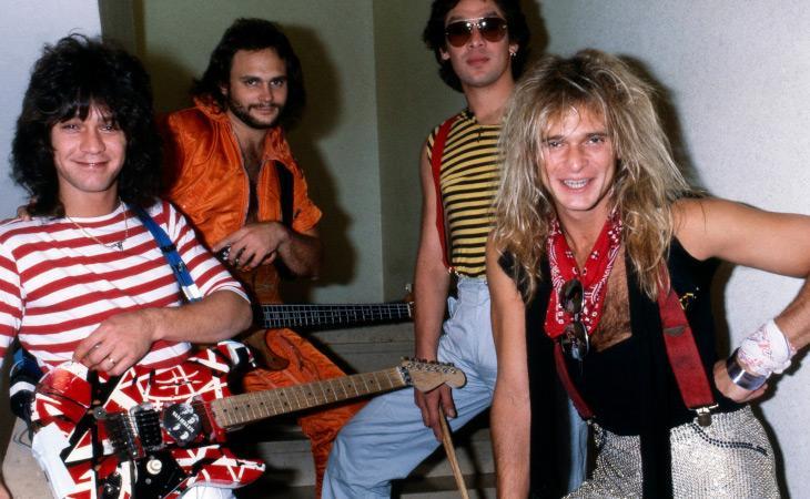 """Van Halen: il video di """"So This Is Love"""" girato al parco della preistoria di Rivolta d'Adda"""