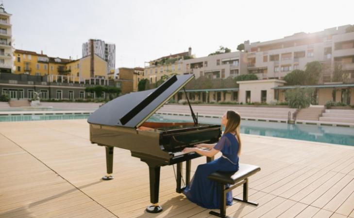 Piano City Milano: il programma della decima edizione dal 25 al 27 giugno
