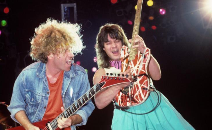 Sammy Hagar si scusa per le parole su Eddie Van Halen contenute nel suo libro