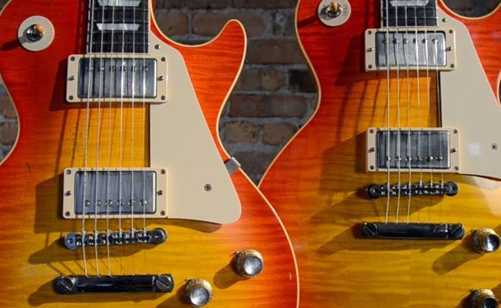 Gibson Les Paul Joe Walsh 2013: una protagonista a 360 gradi
