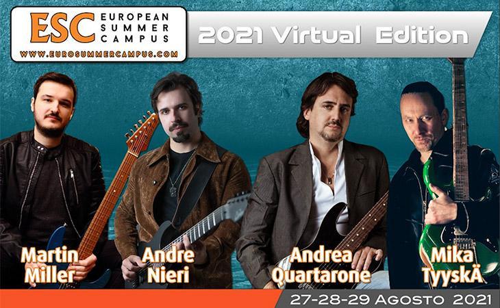 European Summer Campus: l'edizione 2021 è completamente in digitale