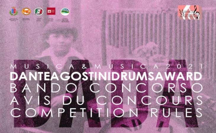 Dante Agostini Drums Awards: come partecipare
