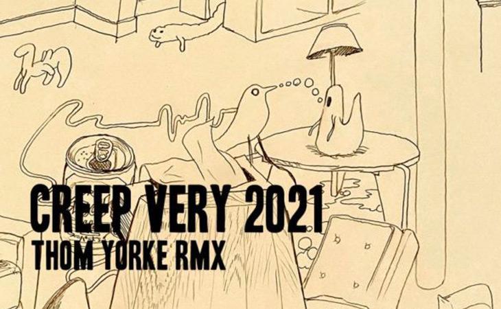 """I Radiohead remixano Creep per una versione """"Very 2021"""""""