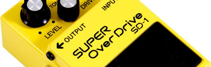 Boss SD1 Super Overdrive