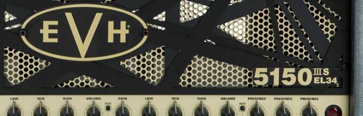 EVH 5150IIIS EL34: Van Halen torna alle plexi