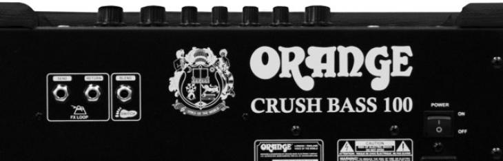 Entry level secondo Orange Crush: cab sim, distorsione e sound vintage