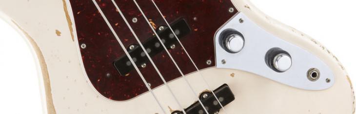 Il Jazz Bass del '61 di Flea va in Messico