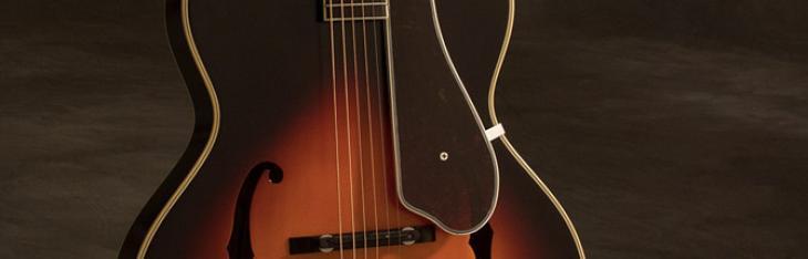 Epiphone Masterbilt Century: le prime archtop studiate per suonare da acustiche